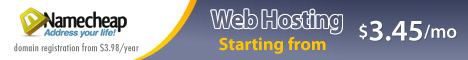 Namecheap.com - Cheap domain name registration, renewal and transfers - Free SSL Certificates - Web Hosting